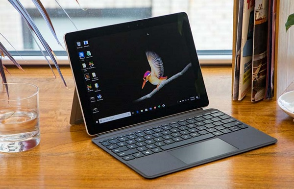 Review laptop Microsoft