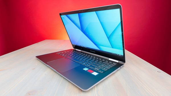 Review laptop Samsung