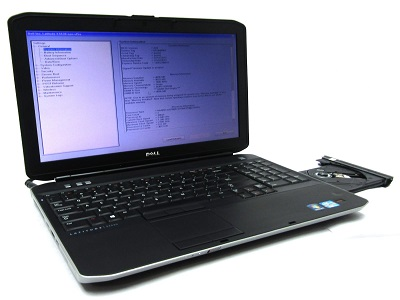 Laptop Dell latitude E5530 Core i5 3210M