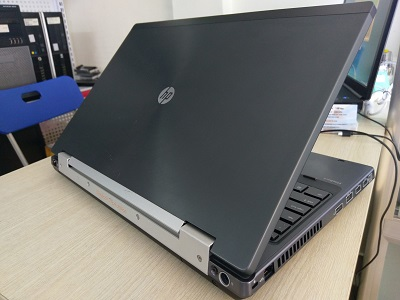 Laptop HP Workstation 8570w Core i7 3720QM