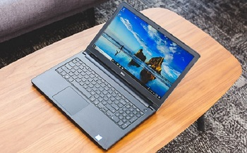 Review laptop Dell